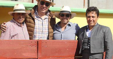 Alfonso Zamora e Ismael Rosas cierran preparación en Apizaco