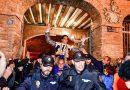 En Valencia… Por fín la deseada puerta grande en Fallas 2019, que llega de un torero madrileño