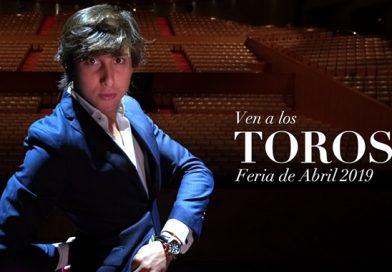 Roca Rey, protagonista del vídeo promocional de la Feria