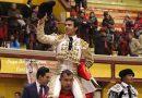 En Teziutlán… Héctor Gabriel sale en hombros