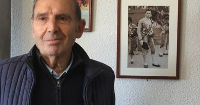 La entrevista de Antonio Lorca… Agustín Montes (Montealto), panadero, torero frustrado y ganadero entusiasta