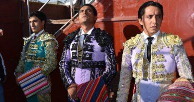 En Lima… Entretenida tarde con la Corrida Andina