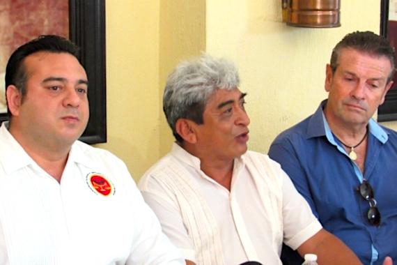 Los toreros de Yucatán se incorporan al CATEM-YUCATÁN