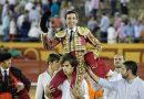 En Algeciras… David de Miranda en hombros