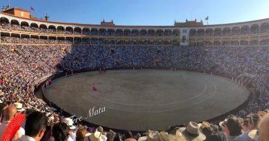 Lo comenta Antonio Lorca… ¿Se acaban los toros?