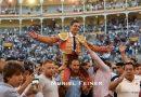 Galería: Así vio Muriel Feiner el triunfo de Paco Ureña en Las Ventas
