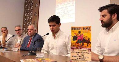 Presentan cartel de Herrera del Duque