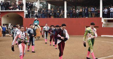 En Lima…Oliva Soto corta una en el cierre de La Oportunidad