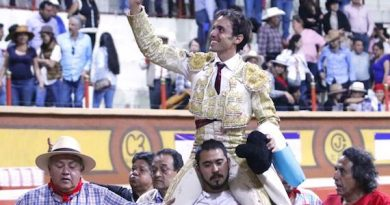 En Huamantla… Gran triunfo de San Miguel de Mimiahuápam; en hombros José Mauricio