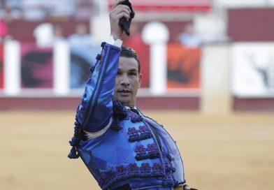 En Málaga… Manzanares corta solitaria oreja en la Picassiana