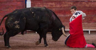 Arturo Gilio III ahora consiguió cortar una oreja en Cazorla