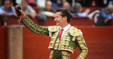 Gran homenaje a Diego Urdiales por sus veinte años de alternativa