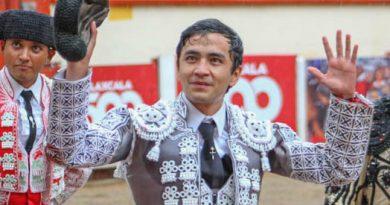 Galería fotográfica: De la novillada en la Jorge Aguilar El Ranchero, Tlaxcala