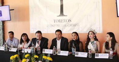 Anuncian el cartel de la Corrida de la Revolución a celebrarse en Jiquilpan