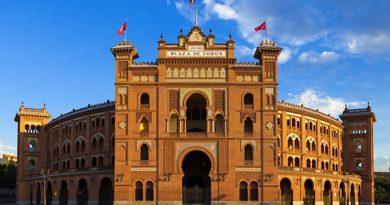 Se restaurará la cubierta de las oficinas del Centro de Asuntos Taurinos en Las Ventas