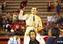 En la Monumental México… Inobjetable triunfo de Miguel Aguilar, salió por la puerta grande