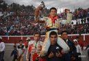En Huari… El toreo caro lo puso Cubas mientras que Vela indulta y triunfa