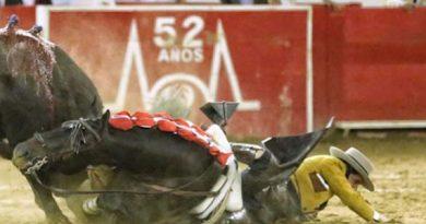 Diego Ventura, por fractura, no podrá torear en Irapuato