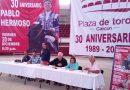 Presentan cartel de aniversario en Cancún