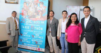 Casa Toreros presentó el cartel de la Corrida Navideña de Puruándiro