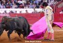 En la Monumental México… La apasionada entrega ante la adversidad