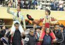 En Toluca… Roca Rey y El Zapata en hombros