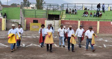 En Arequipa… Se yergue indesmayable afición entre aficionados de la Peña Taurina de Yanahuara