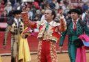 En todo lo alto… Ferrera embistió con más raza que los toros de Villa Carmela