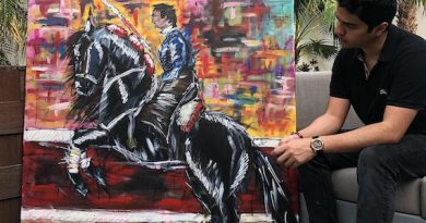 Este miércoles 22 de Enero, el joven artista David Alberto Martínez Rejón inaugura exposición pictórica