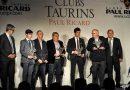Daniel Luque recibe el premio Paul Ricard al mejor Matador de Toros