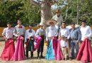 El Zapata ensayó en la ganadería La Ceiba