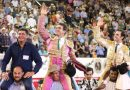 En Autlán… El Cejas y José Mauricio en hombros