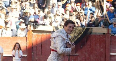 En Ciudad Rodrigo… Un Montero mayor del toreo