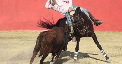 Luis Pimentel cerró preparación para comparecer este sábado en Val'Quirico