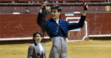 En Arroyo de la Encomienda… Histórico indulto de El Rafi en el VI festival de La Flecha