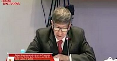 Tribunal Constitucional del Perú declaró infundada demanda animalista