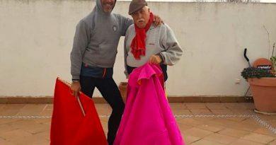 Pedro Mora, ex-gerente del Centro de Asuntos Taurinos de Madrid vive un confinamiento muy taurino
