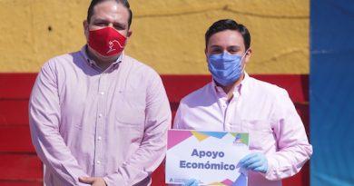 El municipio de Aguascalientes dio apoyos económicos a trabajadores de la Fiesta Brava