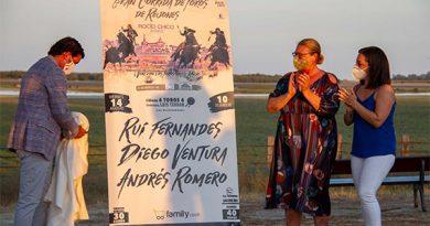 Aplazada la corrida de El Rocío por rebrotes de la Covid
