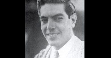 Falleció el matador Fernando Brand