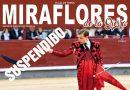 Ultima Hora: Suspendida la corrida de Miraflores de la Sierra