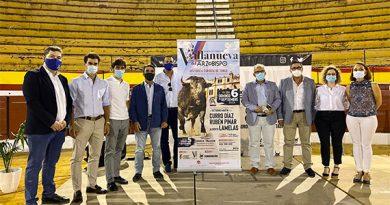 Curro Díaz, Pinar y Lamelas para el debut de los Victorinos de Villanueva del Arzobispo