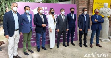 Presenta el Comité de Crisis los 21 festejos de la Gira de Reconstrucción