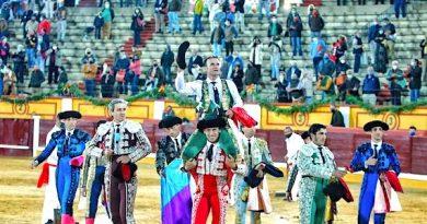 En Badajoz… Antonio Ferrera, el gran heterodoxo