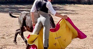 Arturo Gilio III en total preparación para su compromiso en San Juan del Río