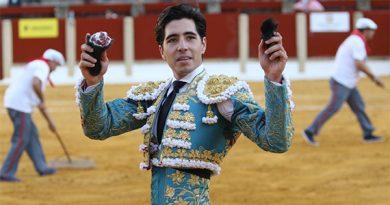 En Úbeda… Álvaro Lorenzo corta dos orejas a una nobilísima corrida de Garcigrande