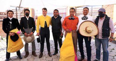 Galería del Maestro Sainos del…Festival de aficionados prácticos en Apizaco