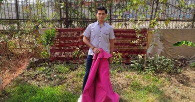 Marcel Yábar y la determinación de los jóvenes toreros peruanos