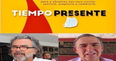 Antonio de Haro, Carlos Castañeda y José Miguel Llaguno estrenan el documental Tiempo presente