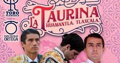 Toro Tlaxcala dará dos festejos en Huamantla